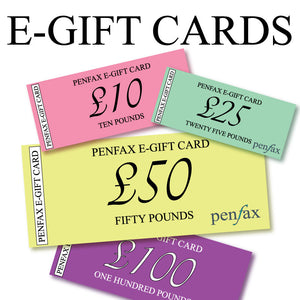 penfax e-Gift Cards