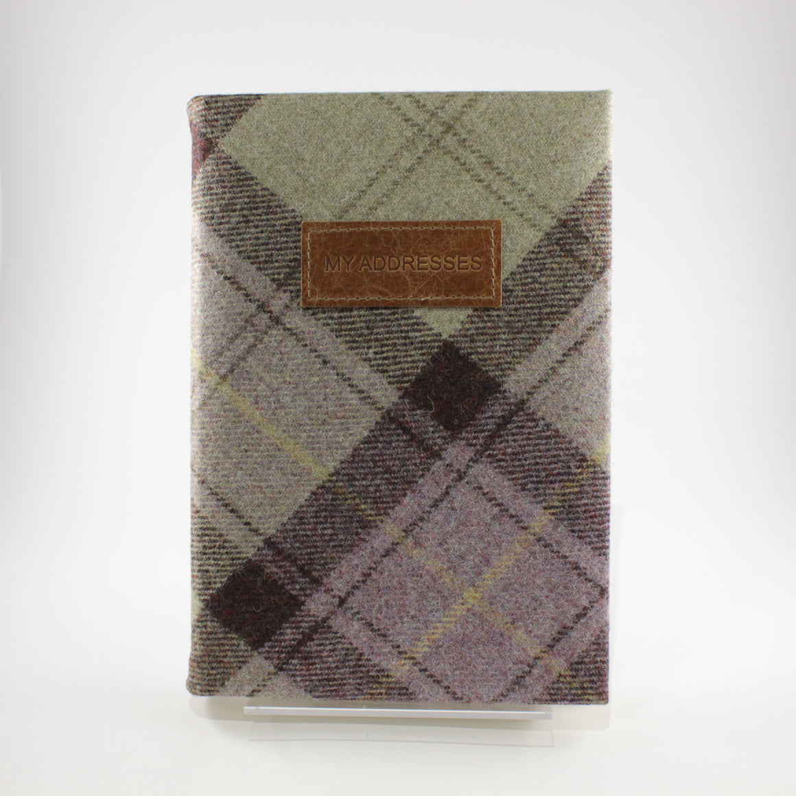 James Sinclair Large Address Book - A5