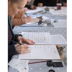 Modern Calligraphy workshop image 4