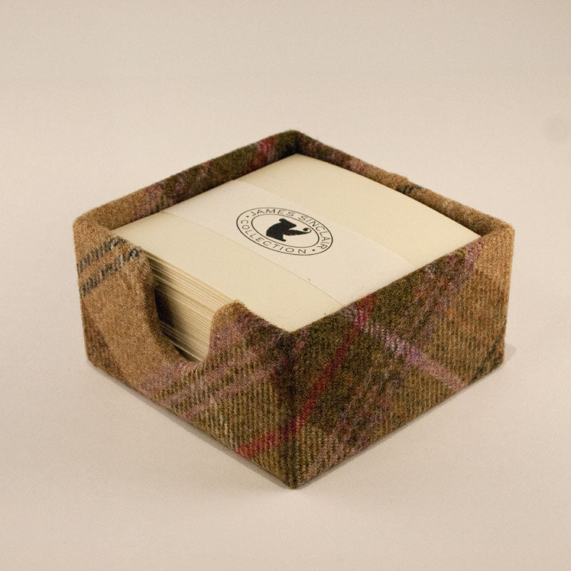 James Sinclair Memo Block - Alnwick