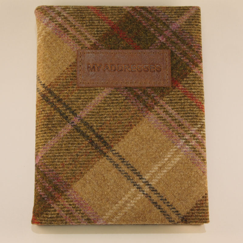 James Sinclair small address book - alnwick
