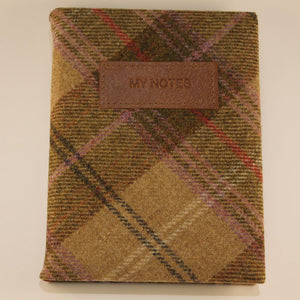 James Sinclair B6 Notebook lined - Alnwick