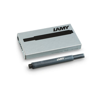 LAMY T 10 Giant Ink Cartridge Fountain Pen Refill Black