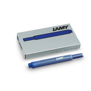 LAMY T 10 Giant Ink Cartridge Fountain Pen Refill Blue
