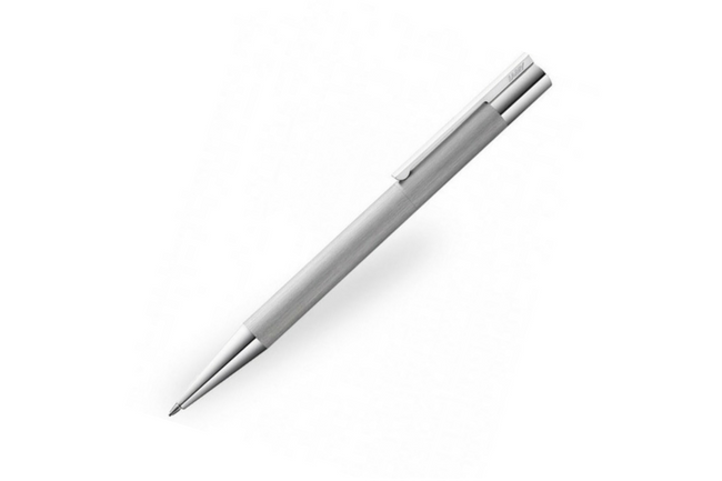 Lamy Scala Pencil - Brushed Silver