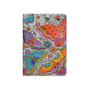 Paperblanks Laurel Burch Playful Creations - Flutterbyes Midi