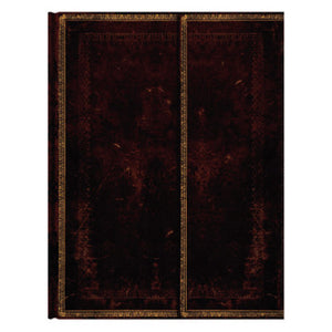 Paperblanks Old Leather Black Moroccan Journal - Ultra