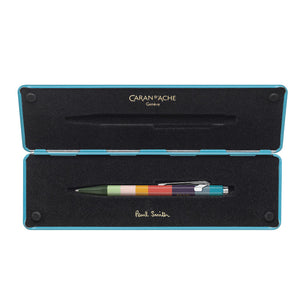 Paul Smith 3rd Edition Peacock Blue Ballpen