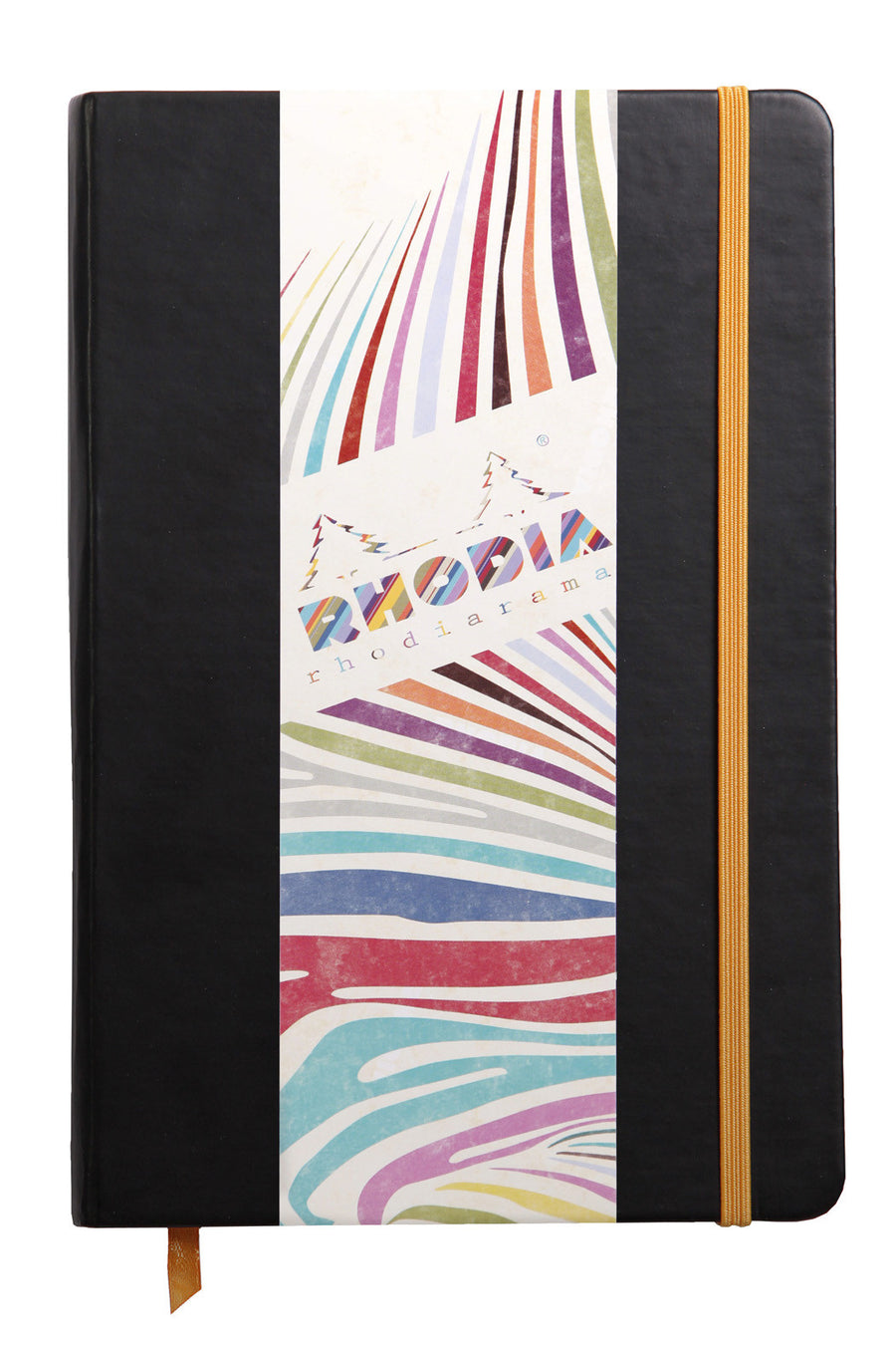 Rhodia Rhodiarama Hardcover (A5) Notebook Black