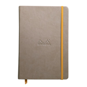 Rhodia Rhodiarama Hardcover (A5) Notebook Taupe