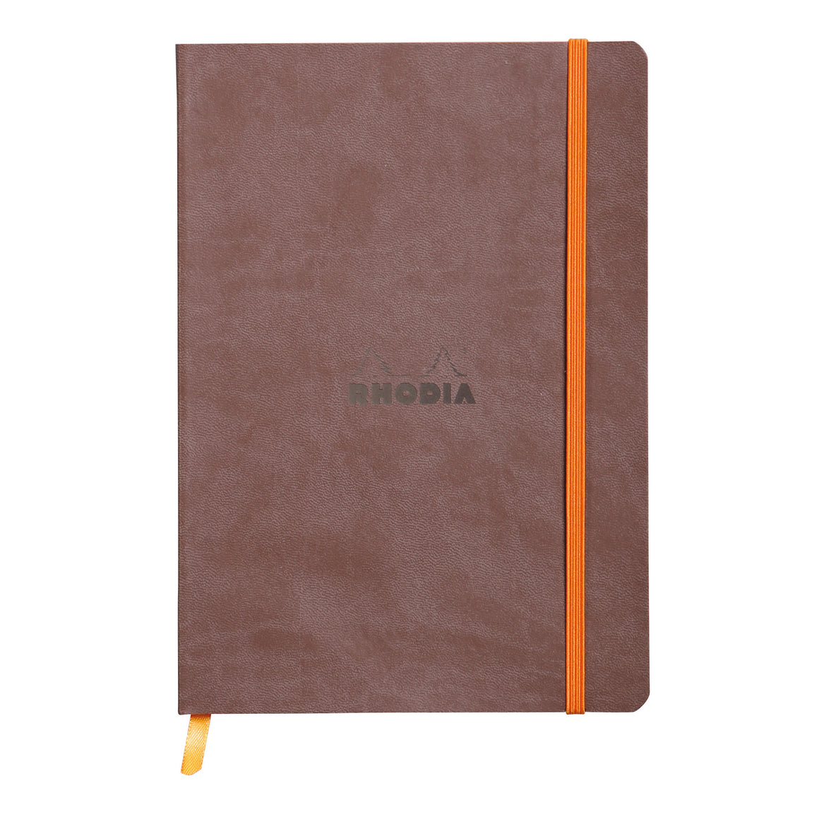 Rhodia Rhodiarama Softcover (A5) Notebook Chocolate