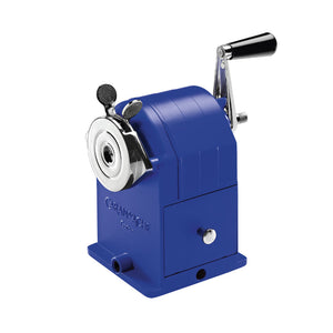 Caran d'Ache Klein Bleu Desk Pencil Sharpener