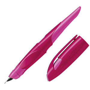 Stabilo EASYbirdy Berry and Pink Fountain Pen