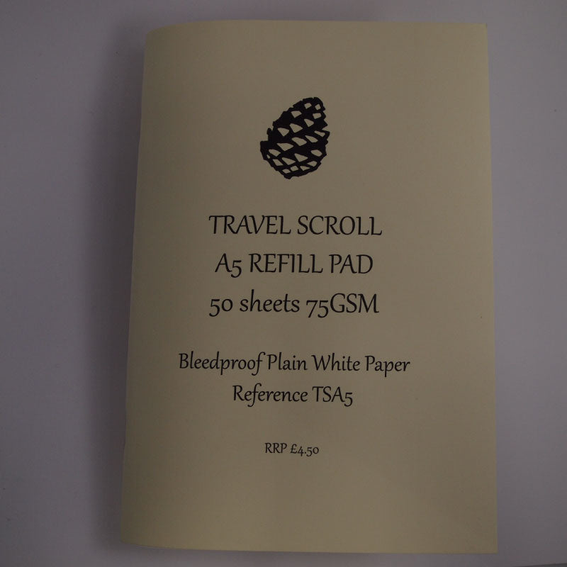 Travel Scroll Refill pads