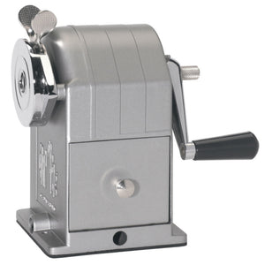 Caran d'Ache Silver Desk Top Pencil Sharpener