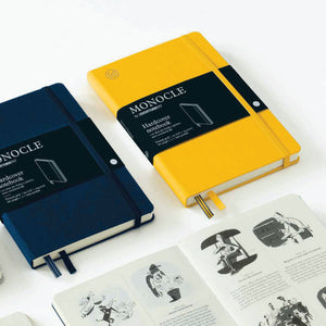 Monocle by Leuchtturm1917 Hardback B5 notebook