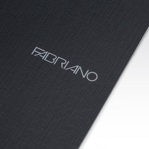 Fabriano EcoQua A5 Notebook Spiral Bound - Lined