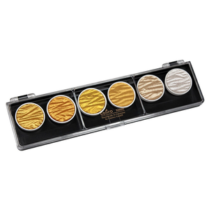 Coliro Pearlcolor Set - Gold & Silver
