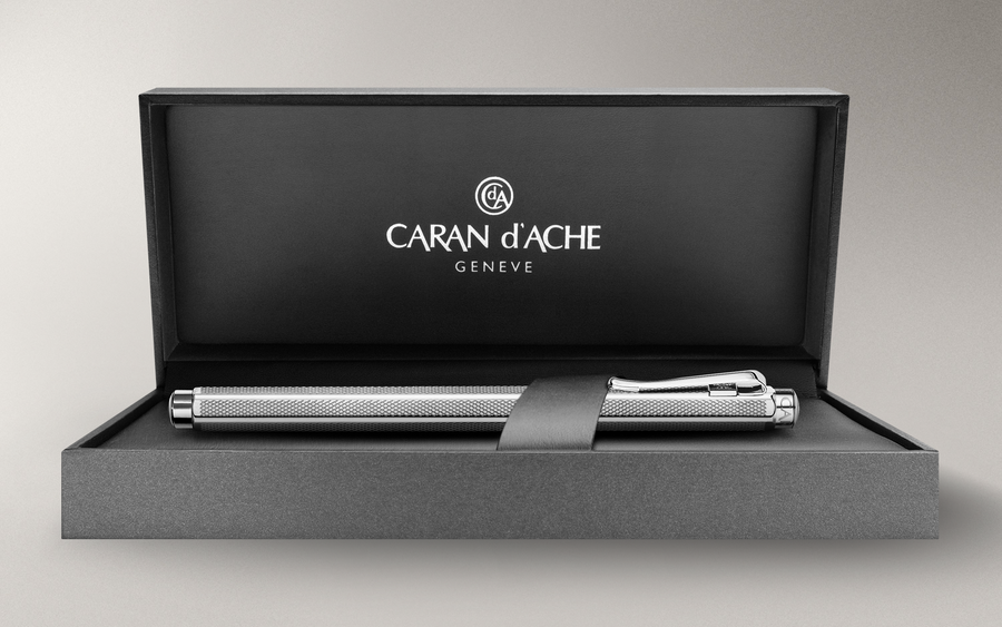 Caran d'Ache Ecridor Retro Mechanical Pencil - Palladium
