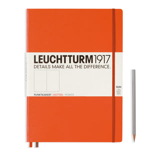 LEUCHTTURM1917 A4+ Master Slim Notebook