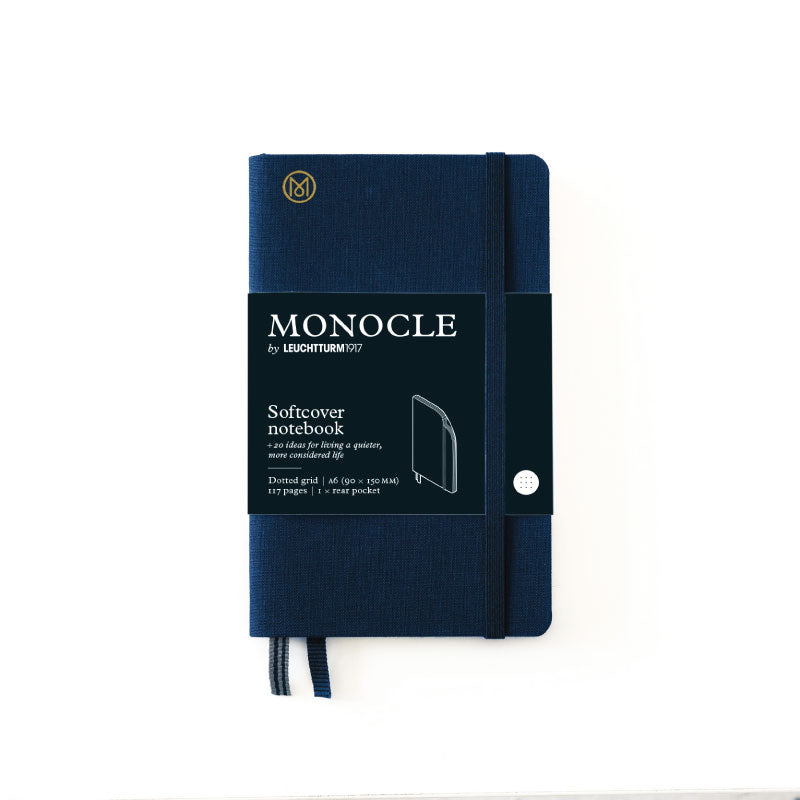 Monocle by Leuchtturm1917 Softcover A6 notebook