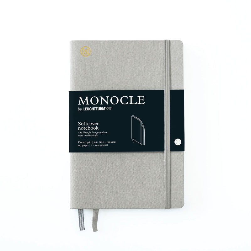 Monocle by Leuchtturm1917 Softcover B6+ notebook