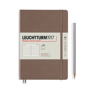 LEUCHTTURM1917 Notebook Softback Medium (A5) - Rising Colours - NEW