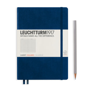 LEUCHTTURM1917 Medium Notebooks (A5)