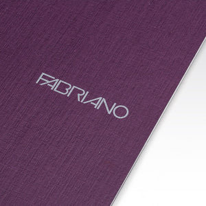 Fabriano EcoQua A5 Notebook - Lined or Plain
