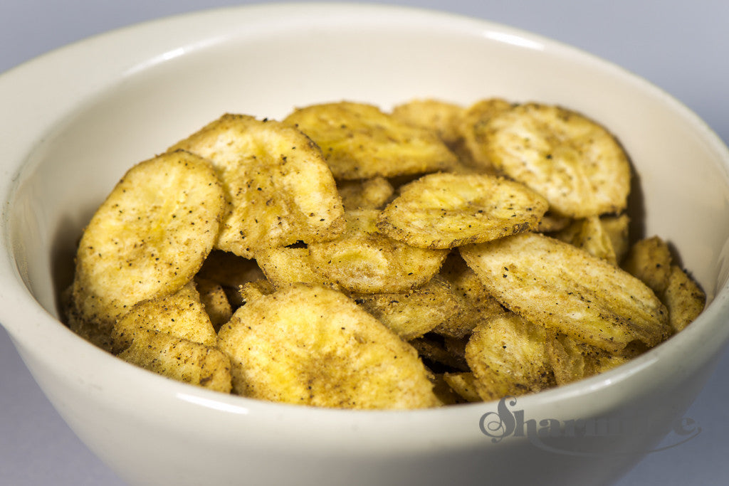 Black Pepper Banana Chips