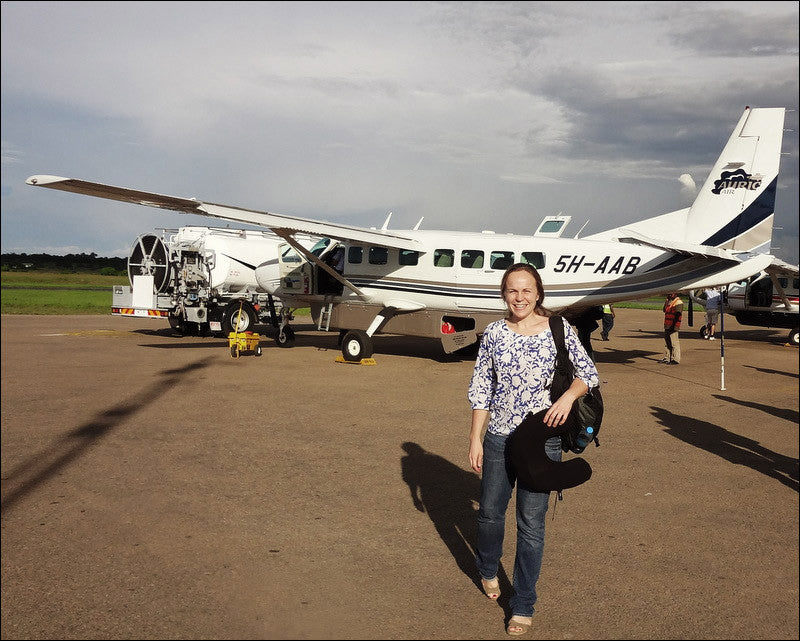 A 24 Country Flight for Every Mother: Maternova Research partners with Dr. Sophia Webster