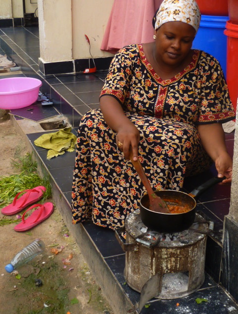 Preventing Pneumonia With Clean Cookstoves
