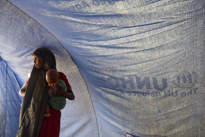 """Host Response"": Refugee Camps, Host Communities, and Large-Scale Obstetric Care Improvements"