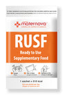 Ready to Use Supplementary Food (RUSF) - Maternova Inc.