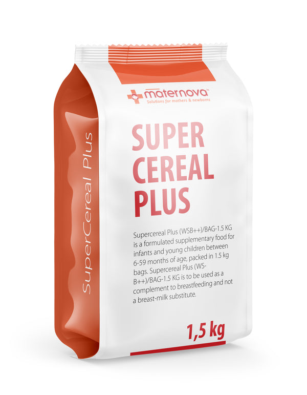 Super Cereal Plus - Maternova Inc.