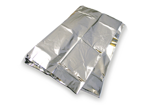 Infant Mylar Wrap for Warmth - Maternova Inc.