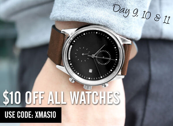 $10 OFF ALL WATCHES