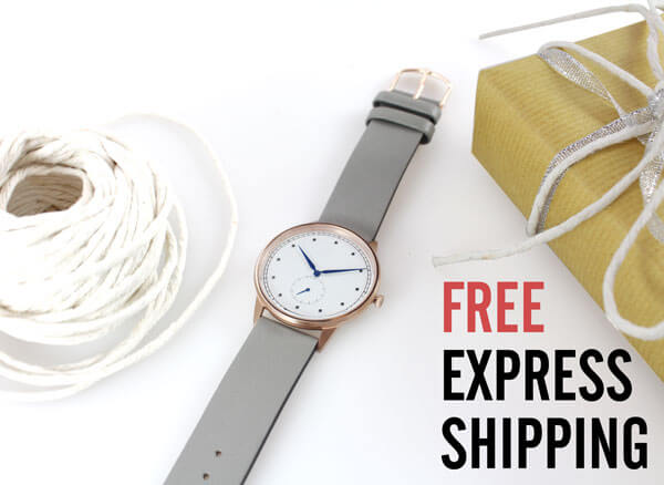 Free Express Shipping!