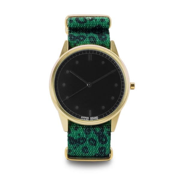 Jade Leopard - quality watches made affordable by HYPERGRAND