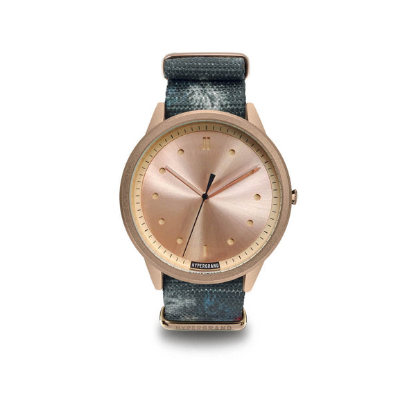 Rose Gold Rose Gold NATO - quality watches made affordable by HYPERGRAND
