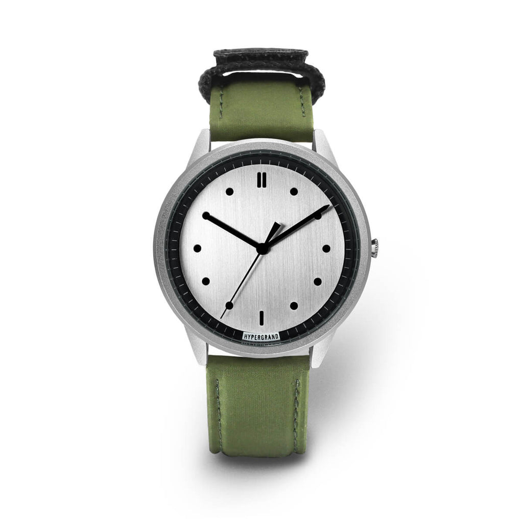 BOMBER OLIVE - quality watches made affordable by HYPERGRAND