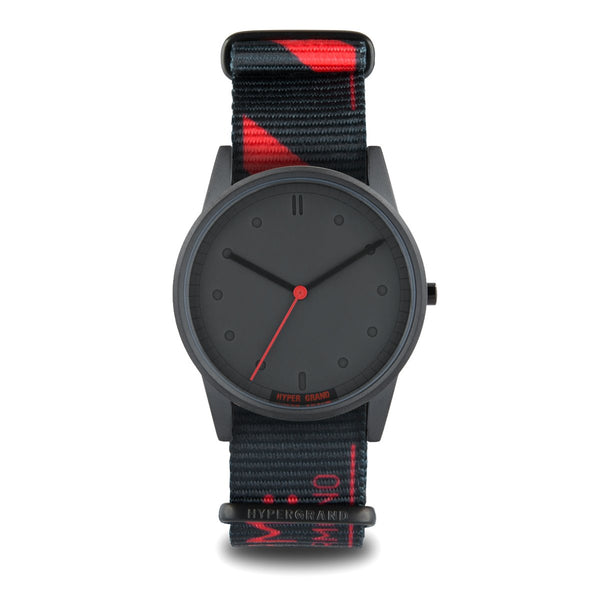 MONO RED - quality watches made affordable by HYPERGRAND