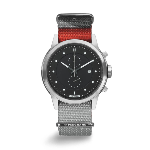 PULSE RED - quality watches made affordable by HYPERGRAND