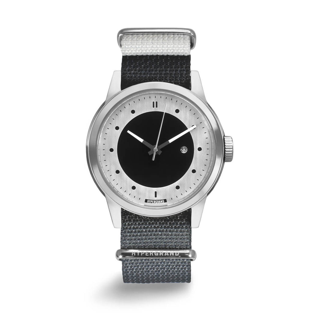 BASE BLACK - quality watches made affordable by HYPERGRAND