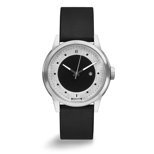 SILVER SILVER CLASSIC BLACK - quality watches made affordable by HYPERGRAND