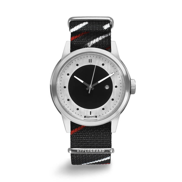 Silver Silver NATO - quality watches made affordable by HYPERGRAND