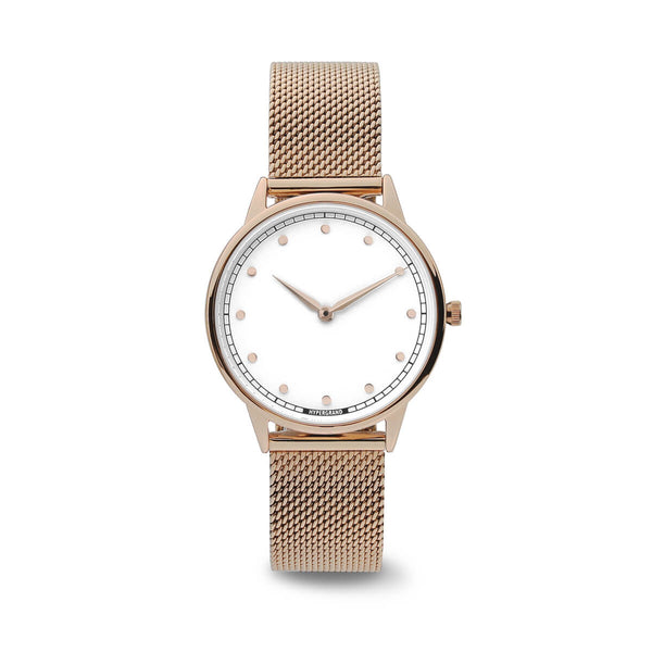 ROSE MESH - quality watches made affordable by HYPERGRAND