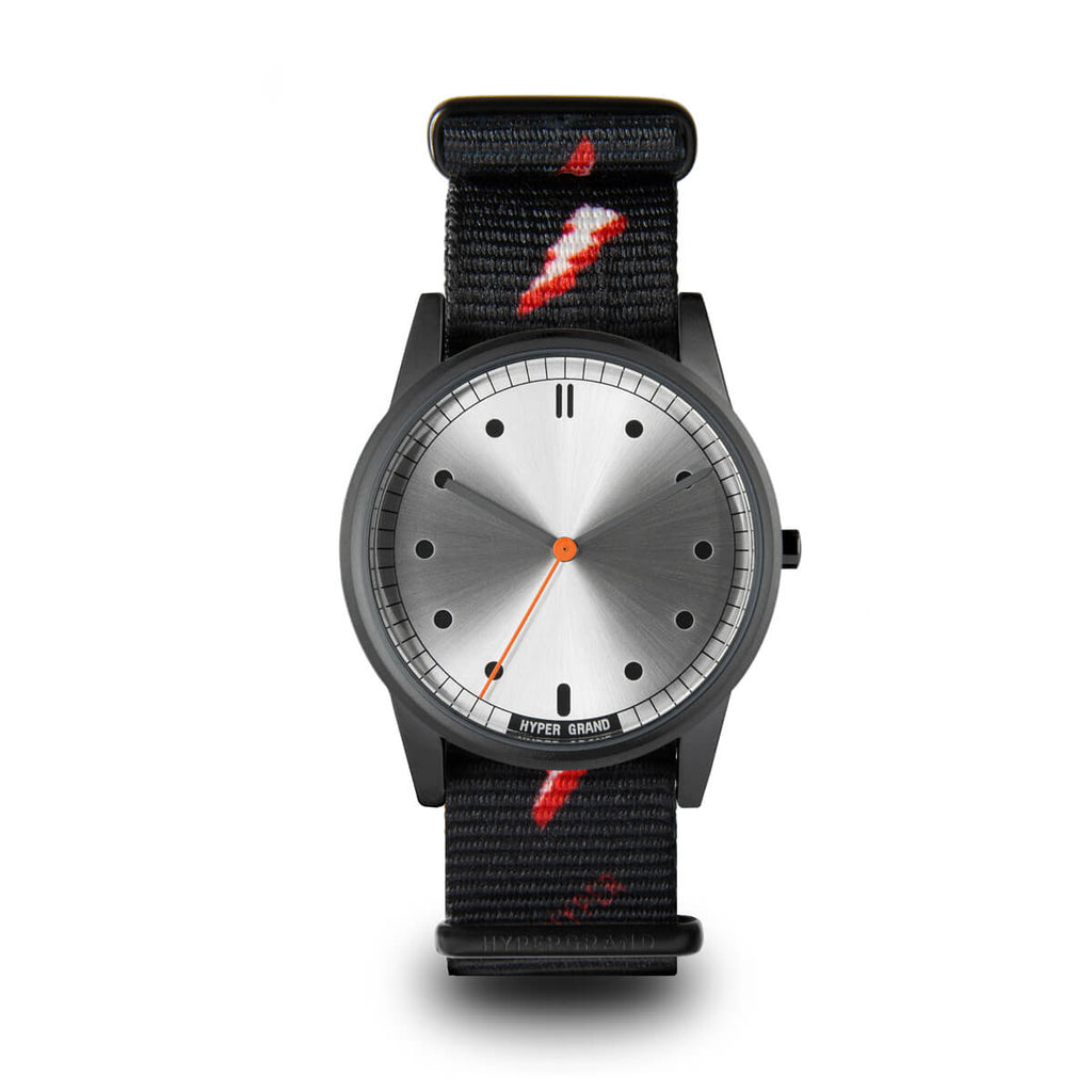BOLT BLACK - quality watches made affordable by HYPERGRAND