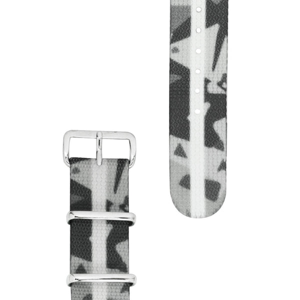 Frostbite Camo Strap | 20mm - quality watches made affordable by HYPERGRAND