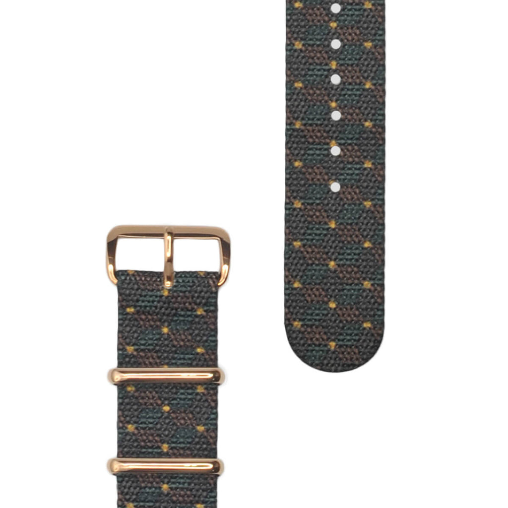 Leprechaun Strap | 20mm - quality watches made affordable by HYPERGRAND